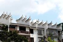 苗族屋顶结构