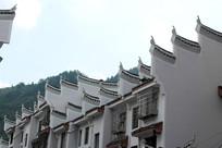 苗族屋顶造型