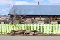内蒙古老建筑