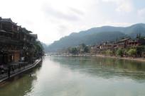 中国风古城