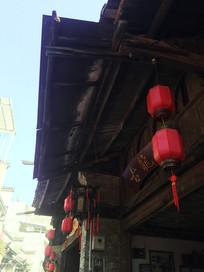 桂林大圩古镇古龍堂