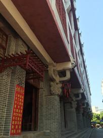 桂林古镇古楼古建筑