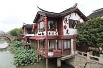 江南水乡传统建筑