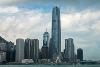 香港中环建筑风光