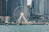 香港中环摩天轮