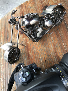 相机与车模
