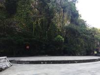 演艺广场舞台