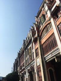 中华银行古建筑大楼