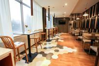 餐厅大厅装饰效果图