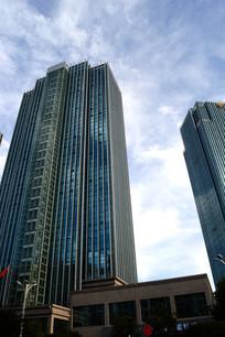 贵阳观山湖区高楼大厦