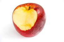 红红苹果咬一口