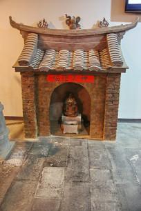 民间小庙宇