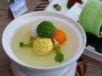 田园蔬菜汤