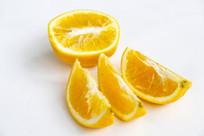 鲜美橙子多汁