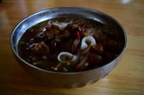 一碗黎平牛肉粉