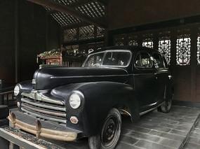 老旧的汽车