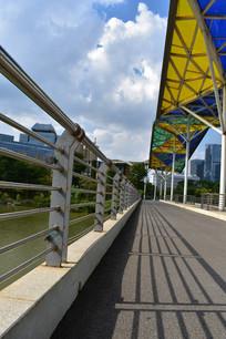 五象湖公园中心小桥