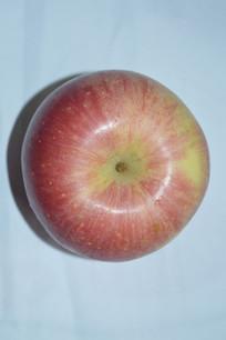 俯拍红苹果