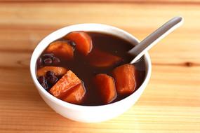 红豆番薯糖水