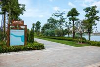 惠州红楼滩公园