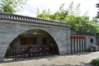 五象湖公园园林内院
