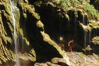 石柱沟泉水