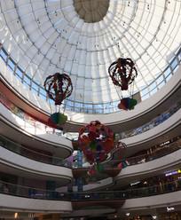 购物广场现代艺术设计