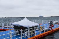 海岛游艇码头