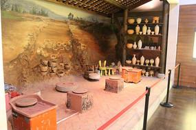 土陶制作台