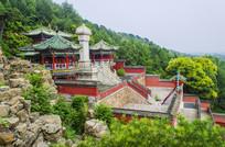 北京颐和园寺庙群