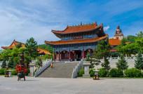 敦化六鼎山正觉寺