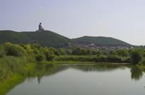 吉林敦化六鼎山美景