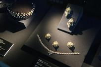 罗马尼亚雕花纯银首饰