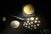 罗马尼亚金币与银币