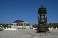 清祖祠文化广场