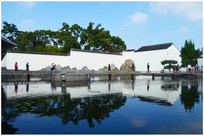 苏州博物馆美景