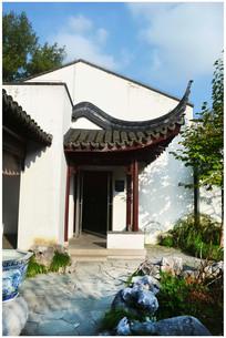 苏州园林建筑景观