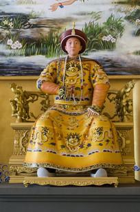 同治皇帝蜡像