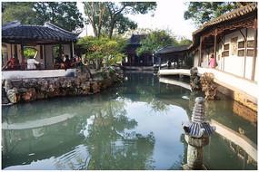 中国园林古建筑