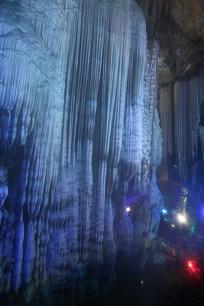 银子岩的冰雪情缘