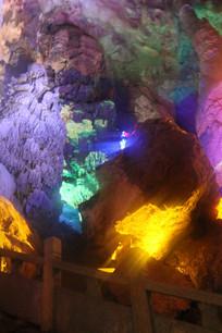 银子岩巨人卫士岩石