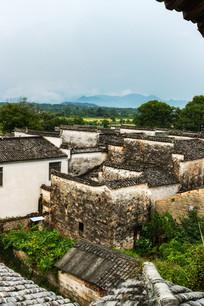 南屏村落建筑