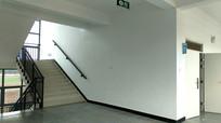 学校教学楼楼道