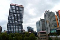 贵阳高新区城市风光