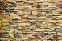 文化石砖墙