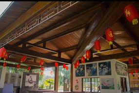 中式建筑屋顶