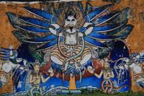 纳西族宗教壁画