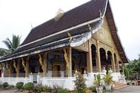 老挝建筑摄影