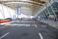 旅客登机机场