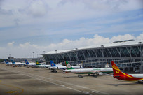 浦东机场航站楼